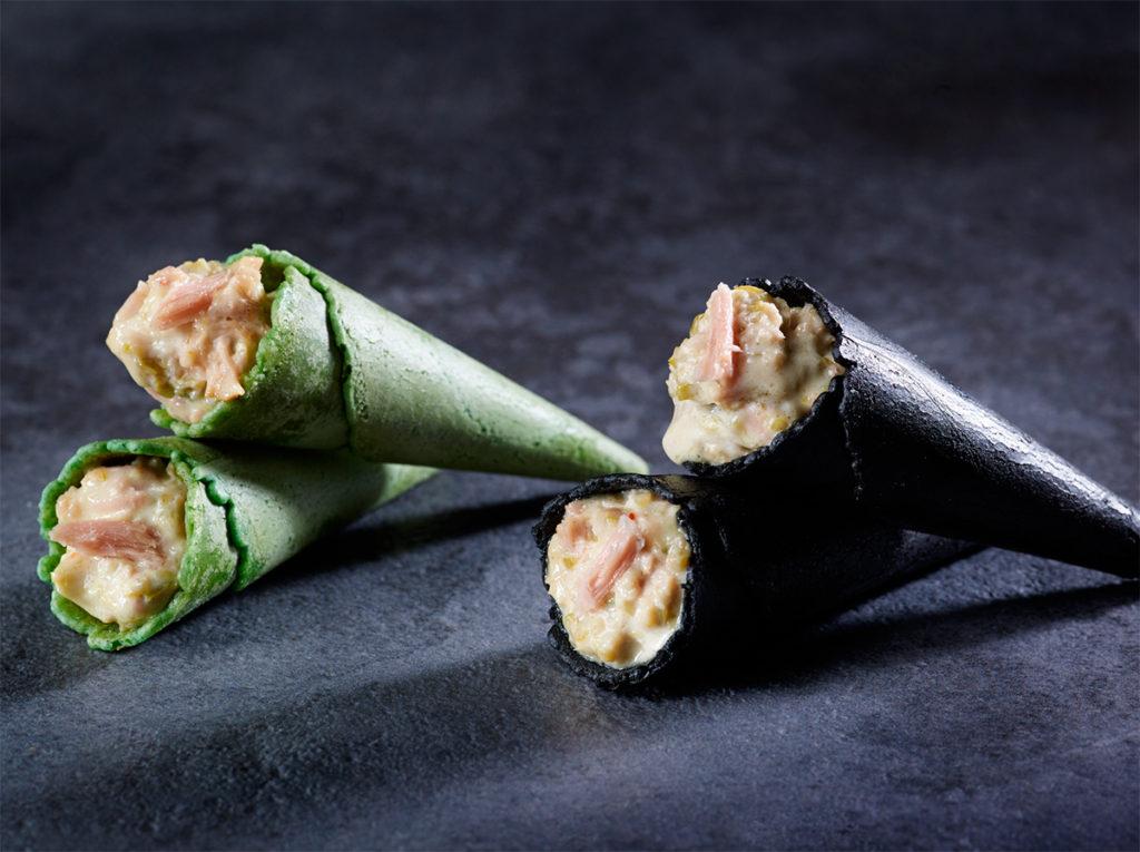 Tronco de atún en aciete vegetal